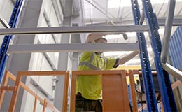 Racking Repair and Maintenance
