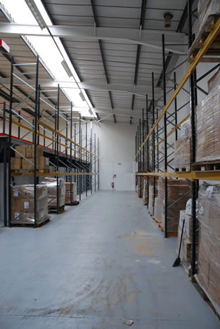 Cash and Carry Storage