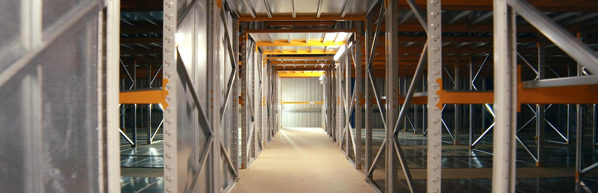 Crown Records Management Archive Storage Extension