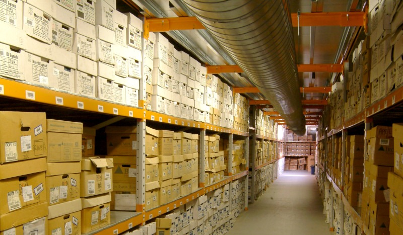 Archive Document Storage